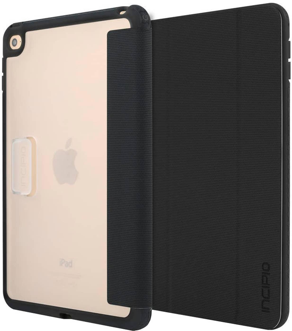 Protector Folio Tablet cierre magnetico iPad mini 4 Color gris oxford