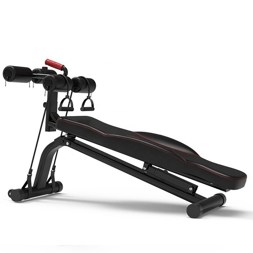 Aparato para Abdominales Banco Multifuncional Fitness 6403