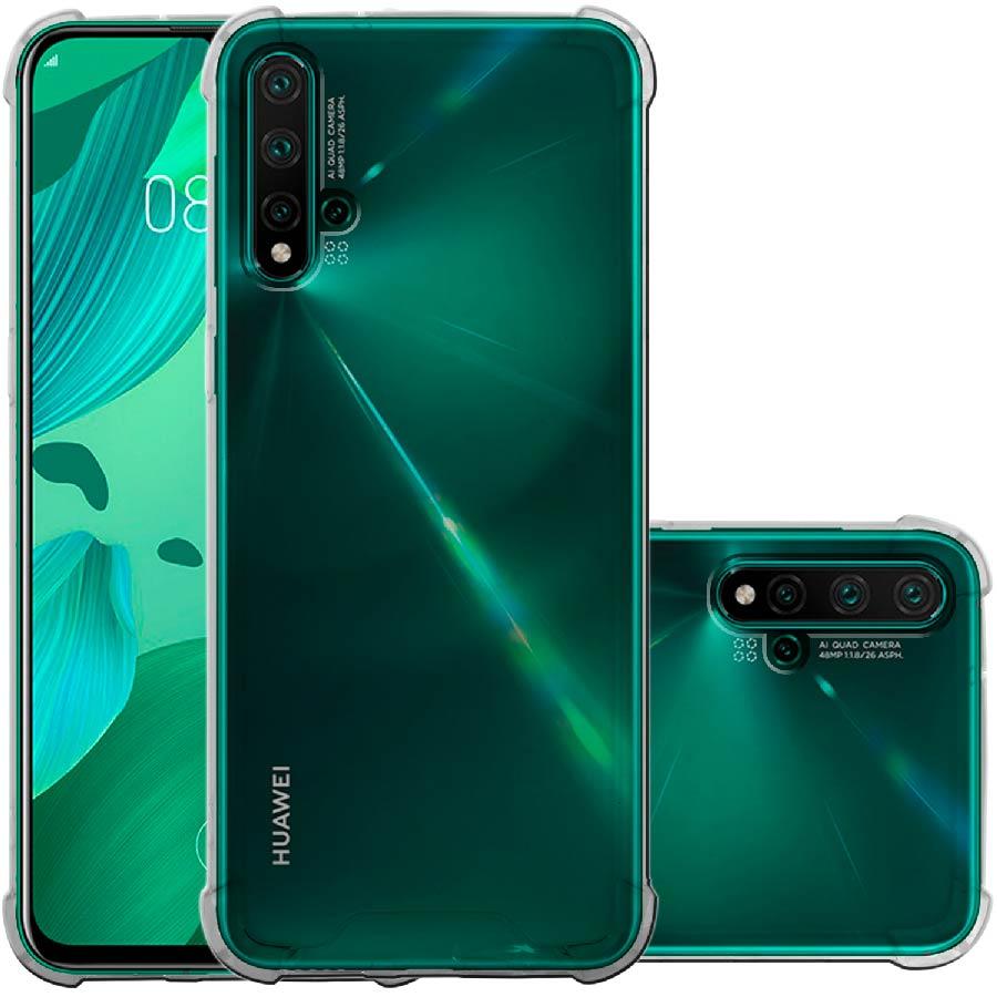 Funda Acrigel TPU Uso Rudo Huawei Nova 5T / Honor 20