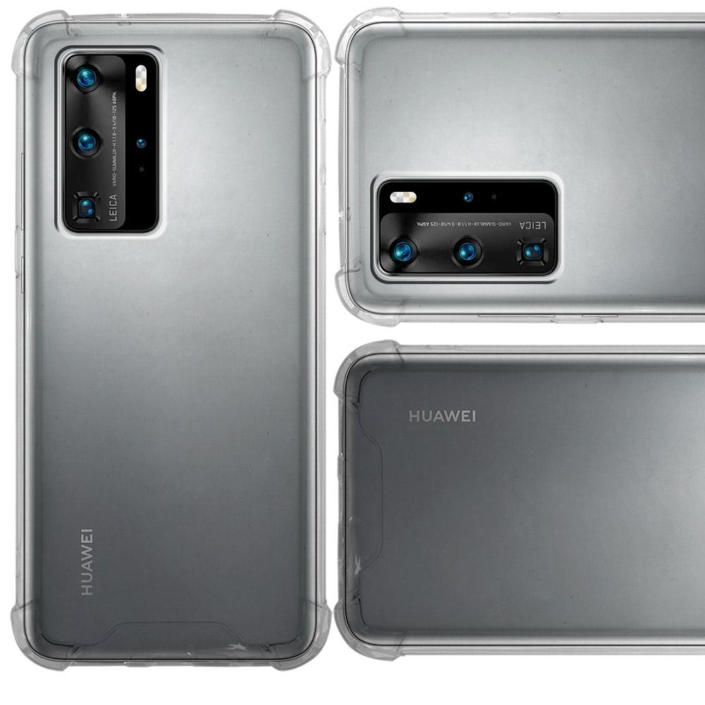 Funda Acrigel TPU Uso Rudo Huawei P40 Pro