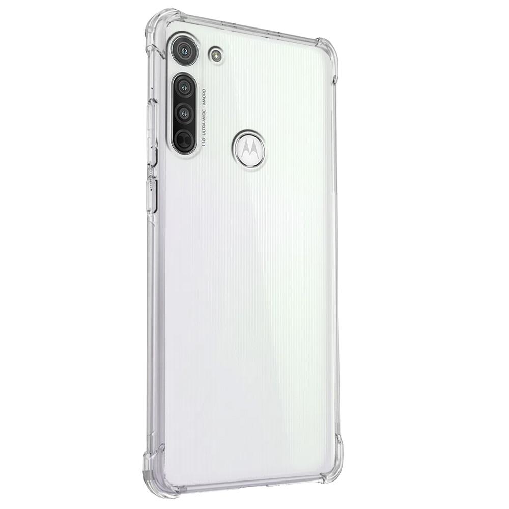 Funda Acrigel TPU Uso Rudo Motorola Moto G8