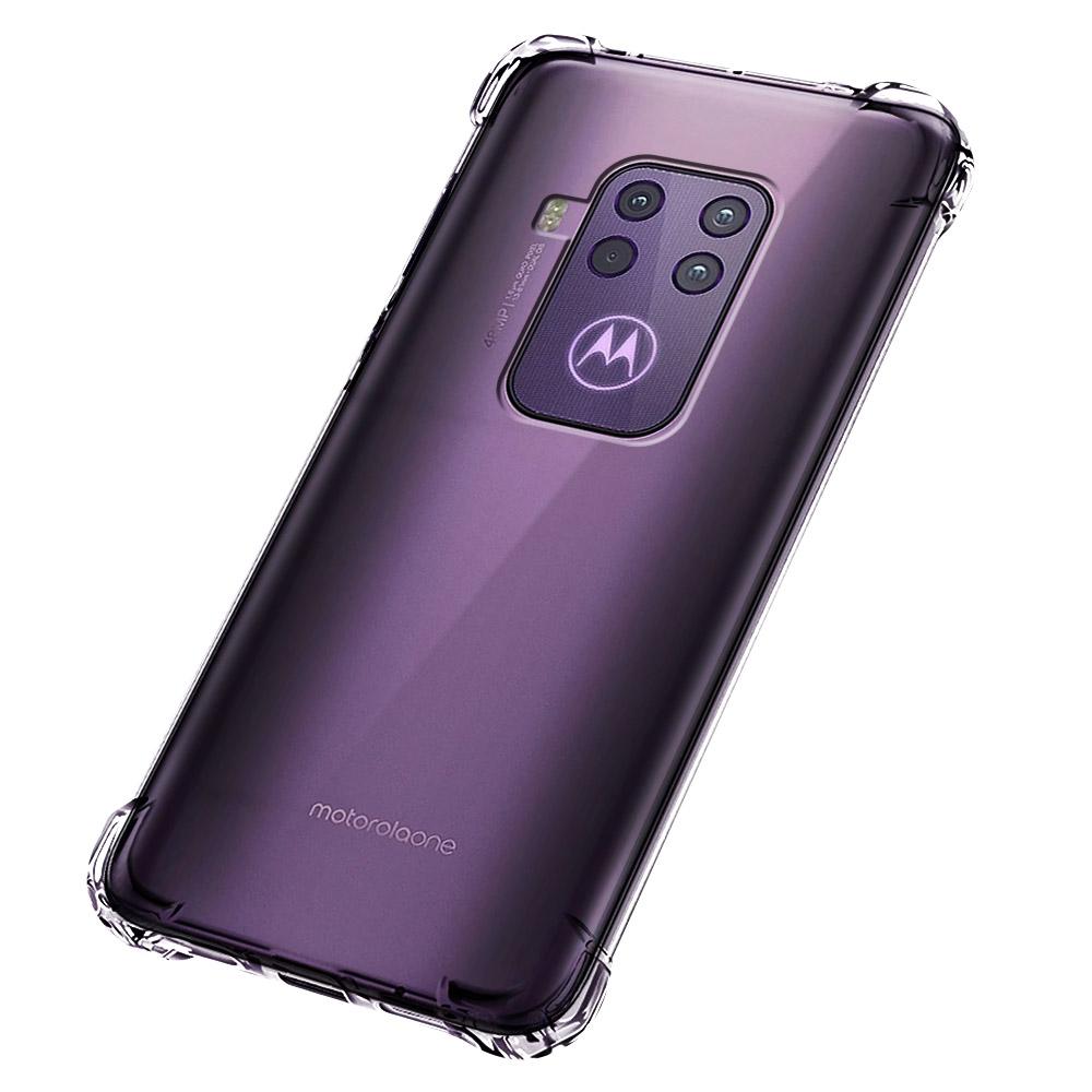 Funda Acrigel TPU Uso Rudo Motorola One Zoom