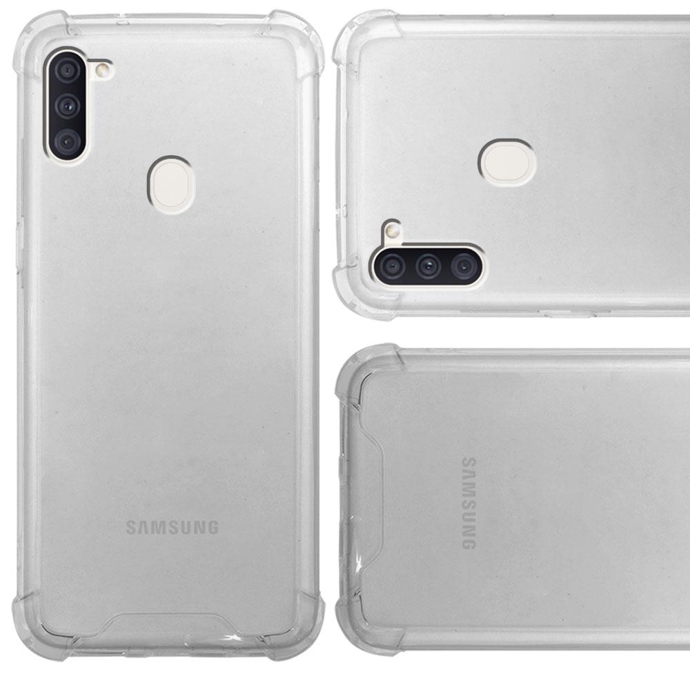 Funda Acrigel TPU Uso Rudo Samsung Galaxy A11