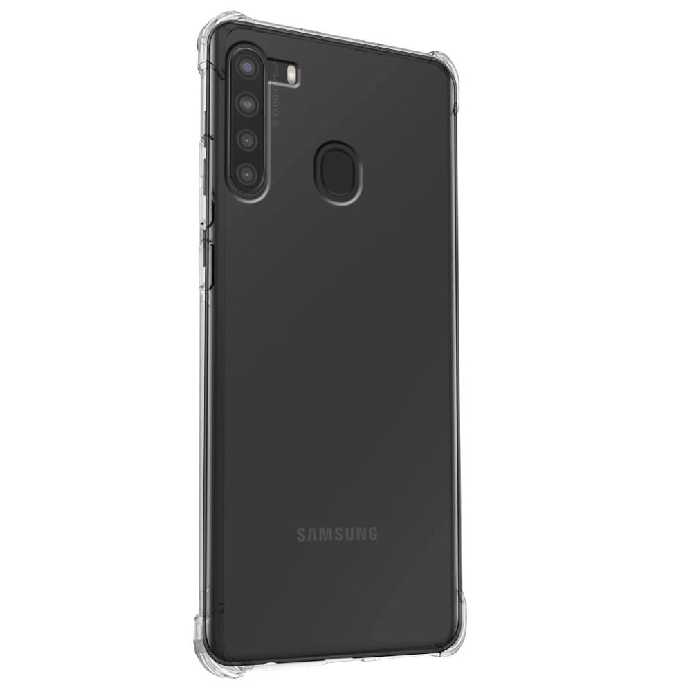 Funda Acrigel TPU Uso Rudo Samsung Galaxy A21