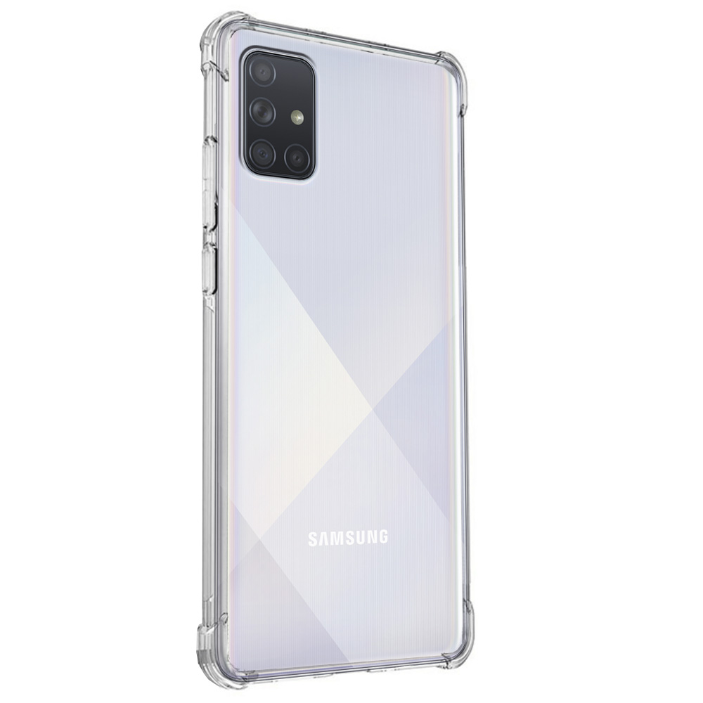Funda Acrigel TPU Uso Rudo Samsung Galaxy A51