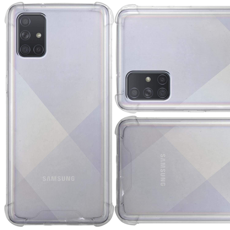 Funda Acrigel TPU Uso Rudo Samsung Galaxy A71