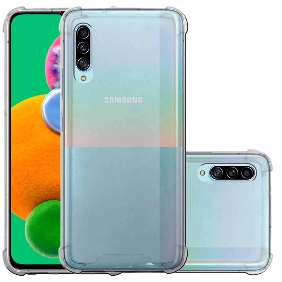 Funda Acrigel TPU Uso Rudo Samsung Galaxy A90 5G