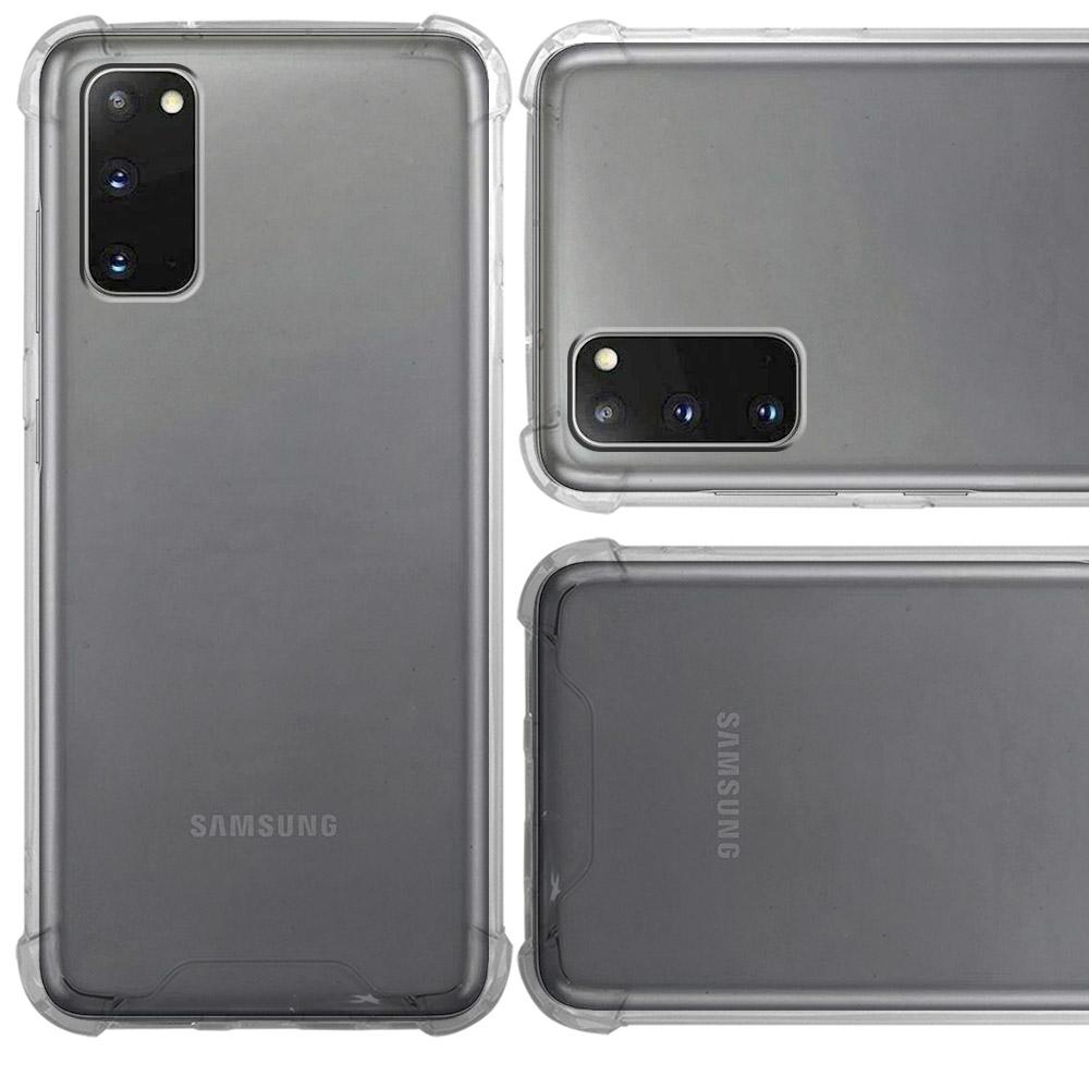 Funda Acrigel TPU Uso Rudo Samsung Galaxy S20