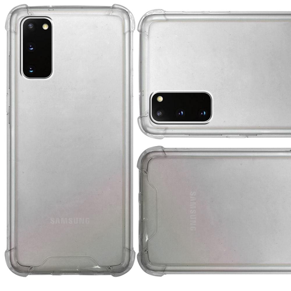 Funda Acrigel TPU Uso Rudo Samsung Galaxy S20 Plus