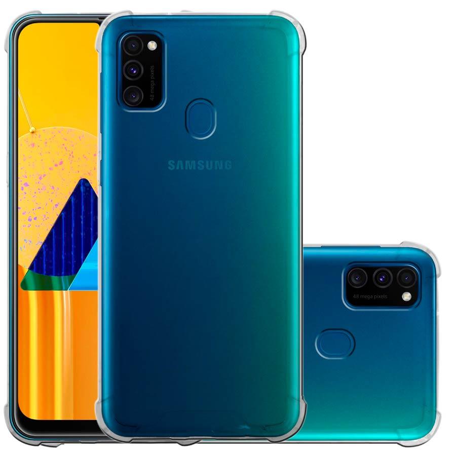 Funda Acrigel Tpu Uso Rudo Samsung Galaxy M30s