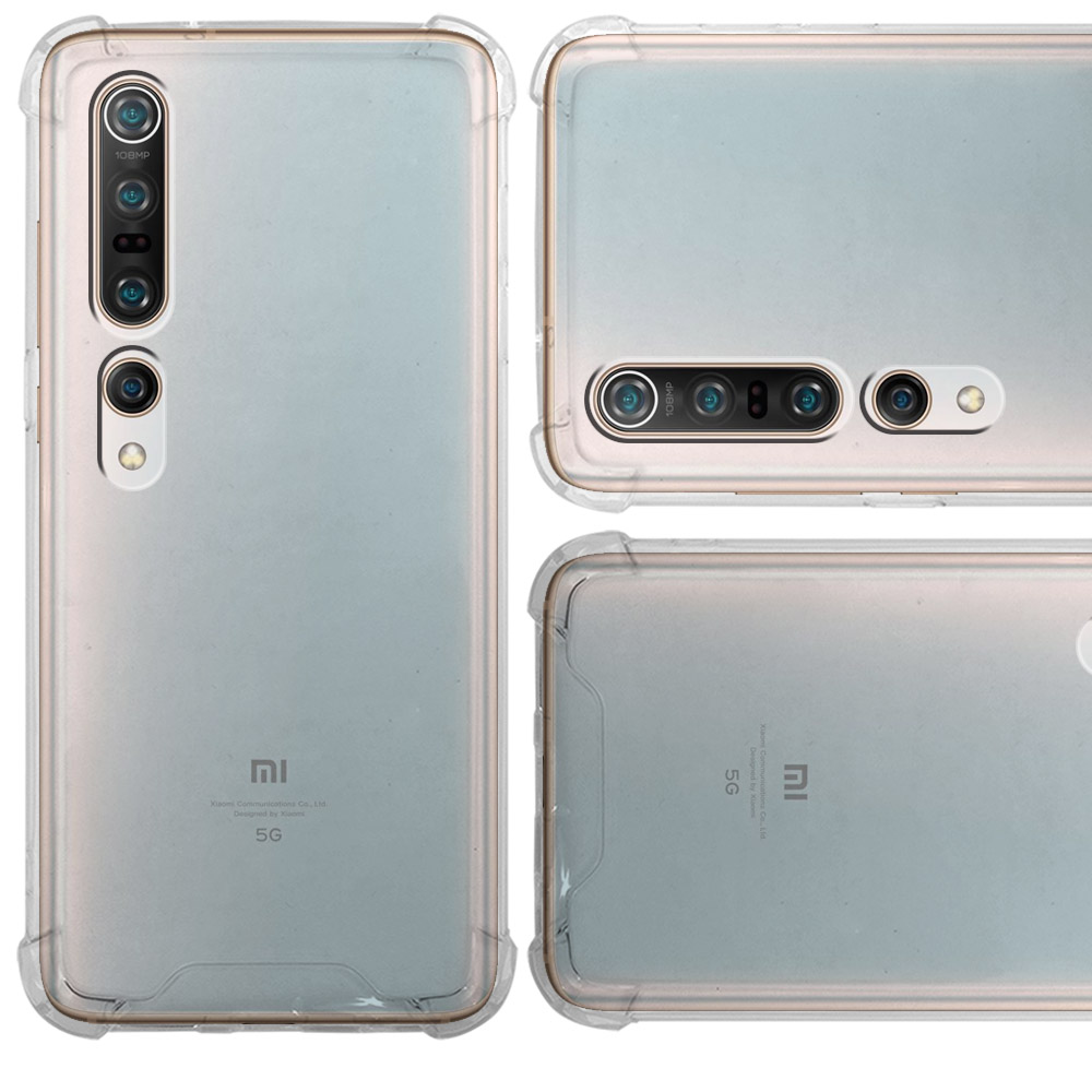 Funda Acrigel TPU Uso Rudo Xiaomi Mi 10 Pro / Mi 10