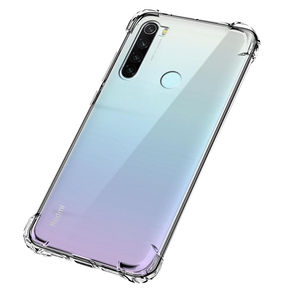Funda Acrigel TPU Uso Rudo Xiaomi Redmi Note 8T
