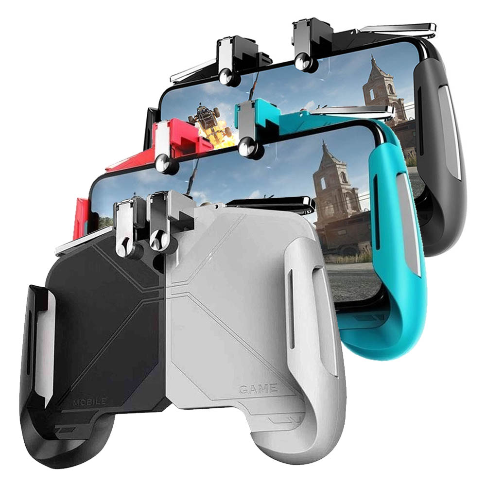 Gamepad Bicolor Botones L y R Mod 239