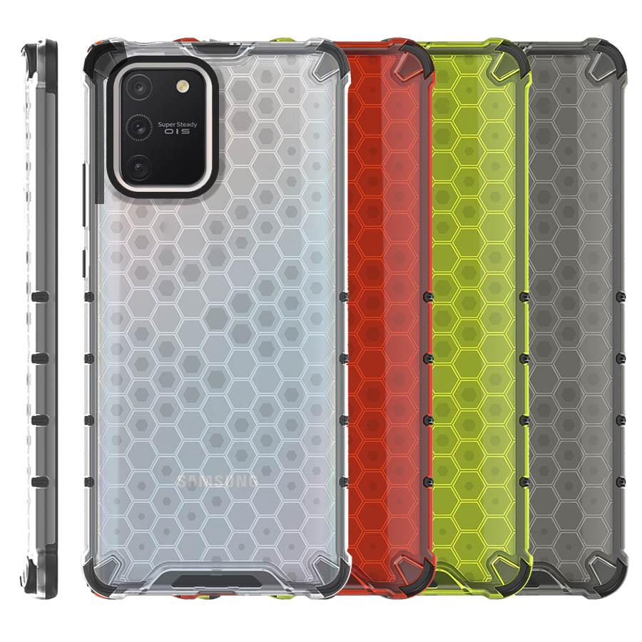 Funda Honey Transparente Uso Rudo Samsung Galaxy S10 Lite SM-G770