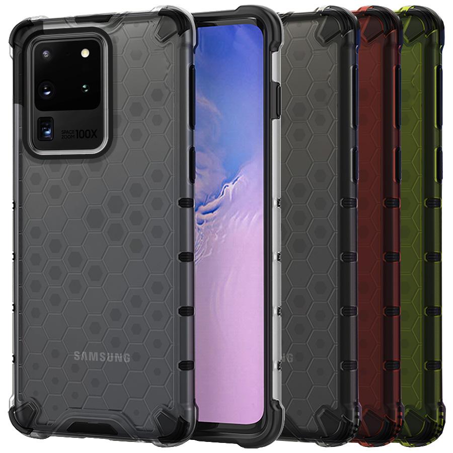 Funda Honey Transparente Uso Rudo Samsung Galaxy S20 Ultra G988