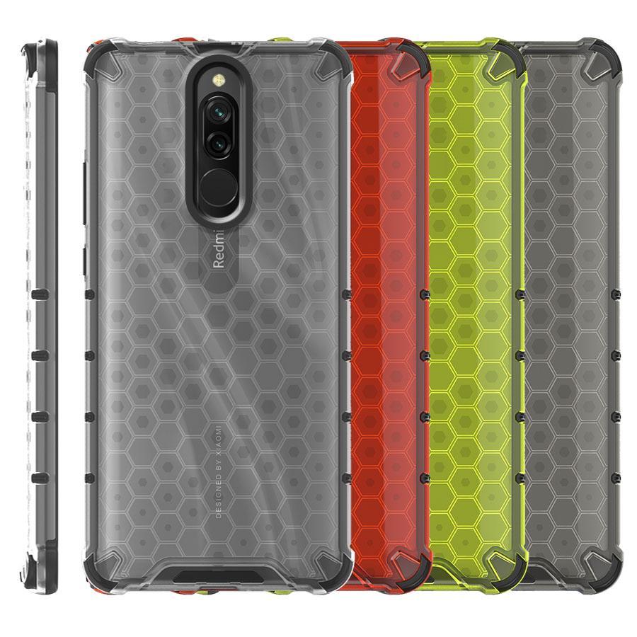 Funda Honey Transparente Uso Rudo Xiaomi Redmi 8 / Redmi 8A