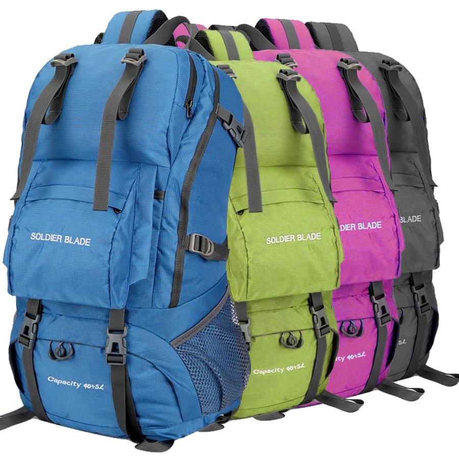 Mochila Táctica Impermeable Resistente Backpack para Camping / Alpinismo V460