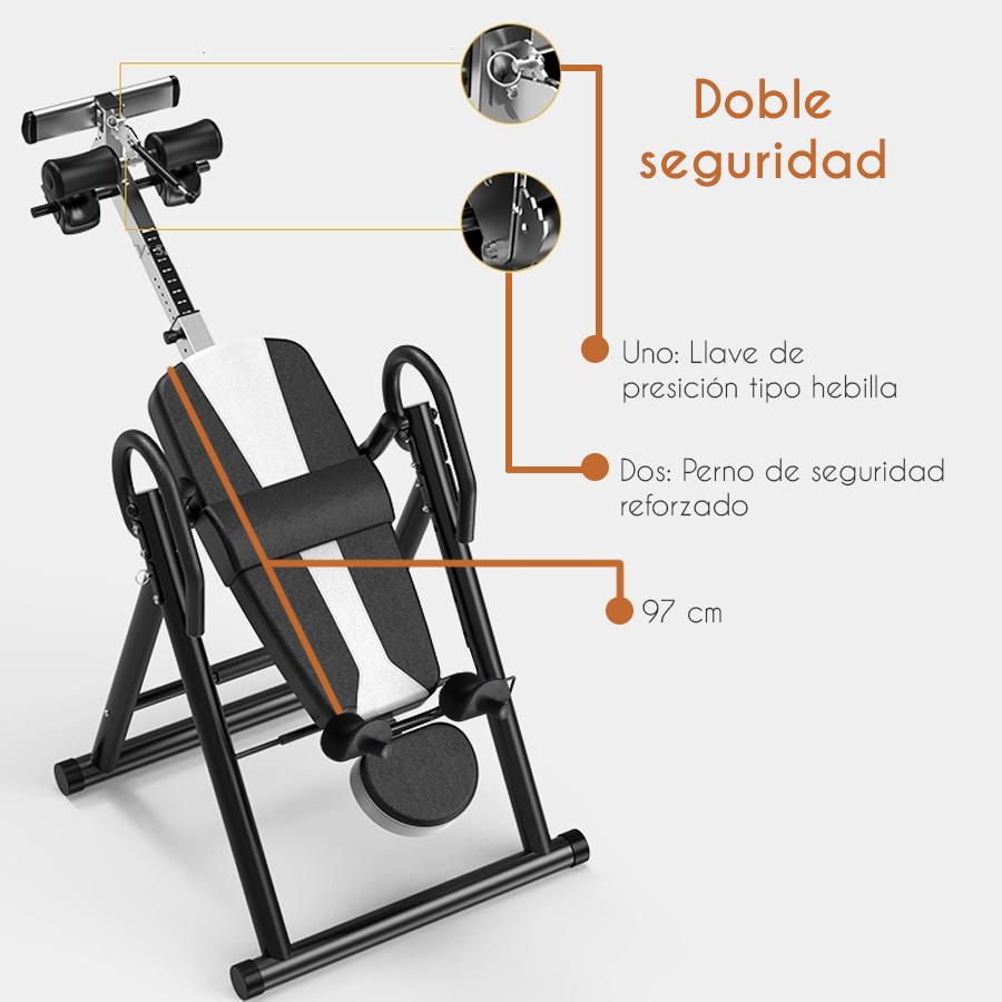 Tabla De Inversión De Gravedad Workout 6354